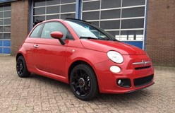 Fiat 500C Cabrio S Sportpakket Twin-Air Turbo 4 stuks